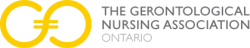 Gerontological Nursing Association Ontario Logo